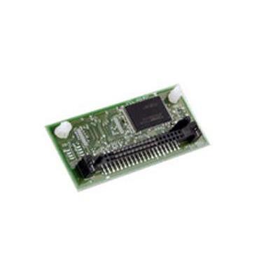 Lexmark printeremulatie upgrade: T656 Forms en Barcode kaart