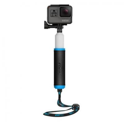 "Gopole : Reach Mini, 7-21"" Extension Pole - Zwart, Blauw, Wit"