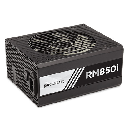 Corsair RM850i Power supply unit - Zwart