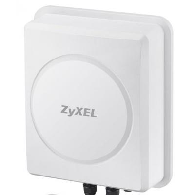 Zyxel router: ZyWALL LTE 7410 - Wit