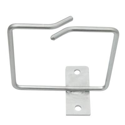 LogiLink Cable Routing Bracket 100x100mm steel, zinc-plated Rack toebehoren - Roestvrijstaal