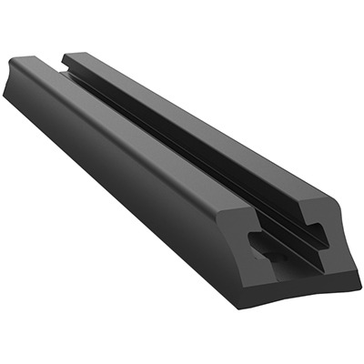 RAM Mounts RAP-TRACK-DR-6U Montagekit - Zwart