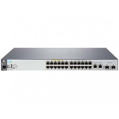 Hewlett Packard Enterprise Aruba 2530-24-PoE+ Switch - Grijs