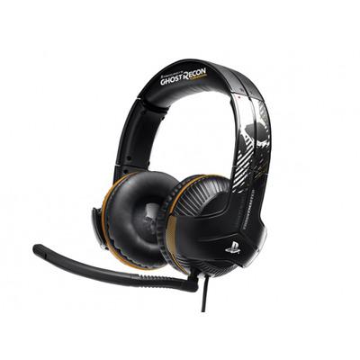 Thrustmaster Y-350P 7.1 Ghost Recon Headset - Zwart, Oranje