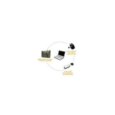 Lenovo laptop accessoire: IdeaPad Mobility Bundle - Zwart