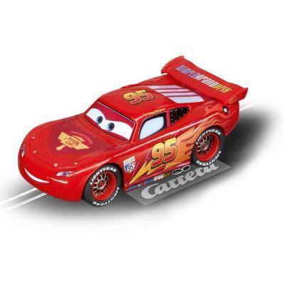 "Carrera toys toy vehicle: Disney/Pixar Cars ""Lightning McQueen"" - Rood"