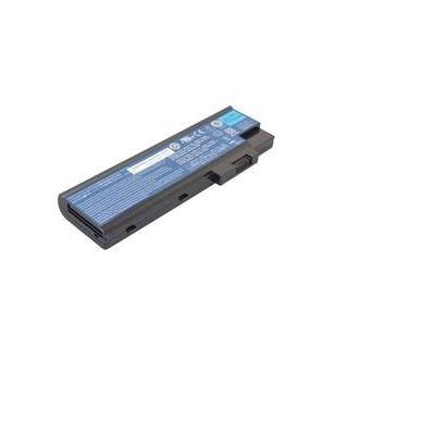 Acer 6 Cell, 2400 mAh, Li-Ion notebook reserve-onderdeel - Zwart