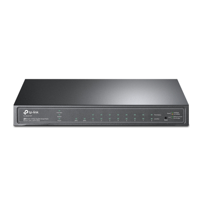 TP-LINK TL-SG2210P Switch - Zwart