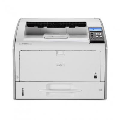 Ricoh SP 6430DN Z/W A3 Laserprinter - Zwart