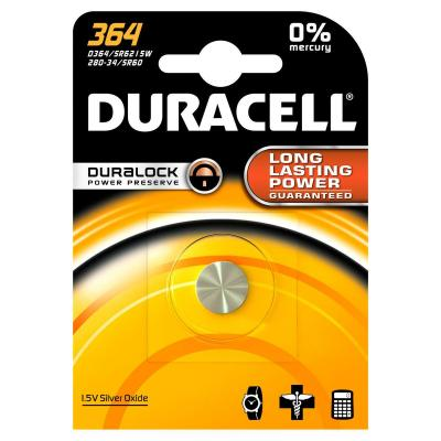 Duracell batterij: 364