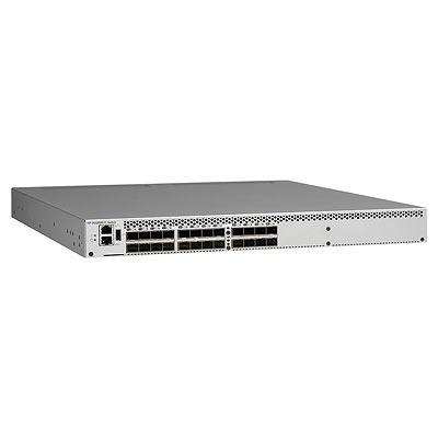 Hewlett Packard Enterprise StoreFabric SN3000B Switch - Grijs
