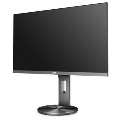 AOC I2490PXQU Monitor - Grijs