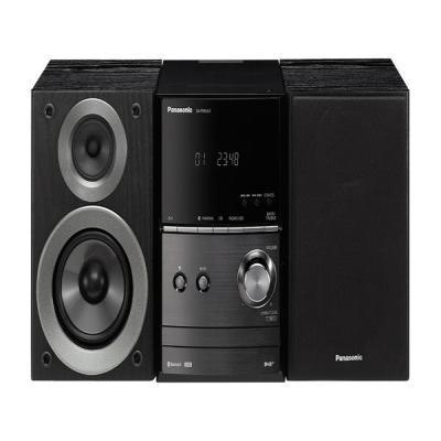 Panasonic home stereo set: SC-PM602EG - Zwart
