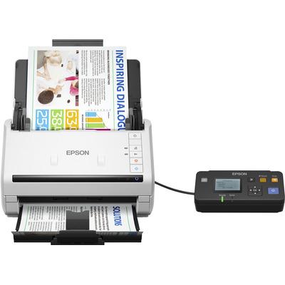 Epson WorkForce DS-530N Scanner - Wit