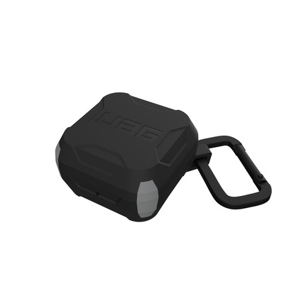 Urban Armor Gear Hardcase for Samsung Galaxy Buds Pro Koptelefoon accessoire - Zwart,Grijs