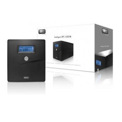 Sweex UPS: Intelligent UPS 1000VA - Zwart
