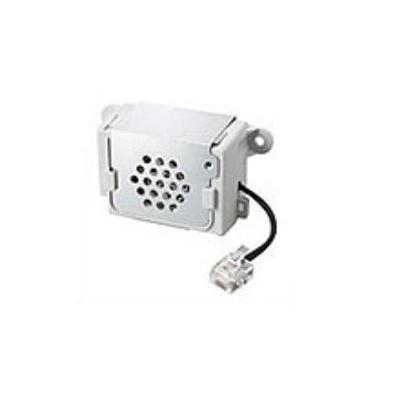 Star micronics alarm ringer: BUZZER BU01-24-A - Zilver