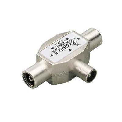 Schwaiger ASV43S531 kabel splitter of combiner
