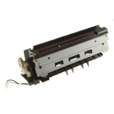 Hp fuser: Fusing assembly - For 220 VAC to 240 VAC - Bonds toner to paper with heat - Includes 20-tooth gear