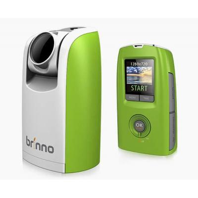 Brinno 1.3MP, CMOS, 1280x 720, SD Time lapse camera - Groen, Wit