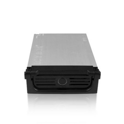ICY BOX IB-138SK-B/-II Drive bay - Zwart