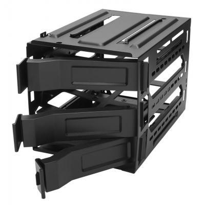 Corsair Computerkast onderdeel: 900D HDD Drive Cage - Zwart