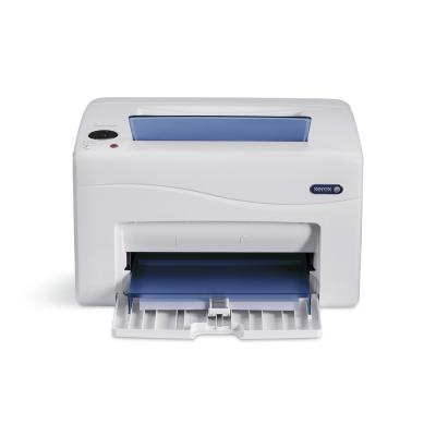 Xerox laserprinter: Phaser 6020 - Blauw, Wit