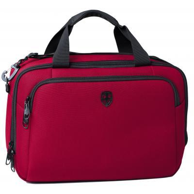 Ellehammer tas: Ellehammer, Ronne Boarding Bag (Rood)