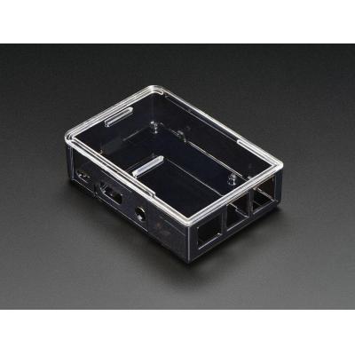 Adafruit : Raspberry Pi B+ / Pi 2 / Pi 3 Case