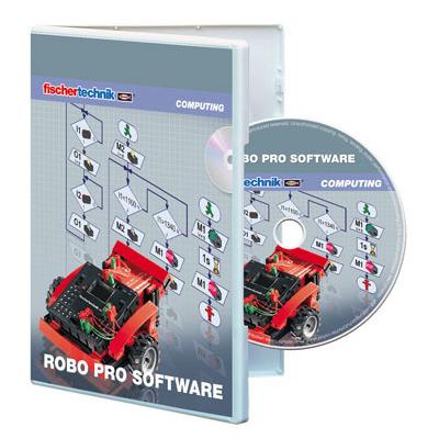 Fischertechnik ROBO Pro Software