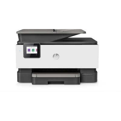 HP OfficeJet Pro 9012 Multifunctional - Zwart, Cyaan, Magenta, Geel