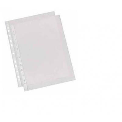Esselte filling pocket: 100x PP, A4