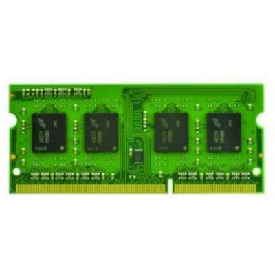 2-power RAM-geheugen: 4GB DDR3L SoDIMM - Groen
