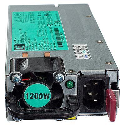 Hewlett packard enterprise power supply unit: HP 1200W Common Slot High Efficiency Power Supply Kit - Zwart, Grijs, .....