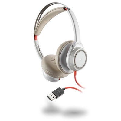 POLY Blackwire 7225 Headset - Wit