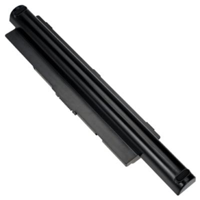 Toshiba PA3535U-1BRS - Batterij, Li-Ion, 9 Cell, 6000mAh Notebook reserve-onderdeel - Zwart