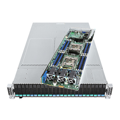 Intel H2224XXKR2 Behuizing - Zwart, Grijs