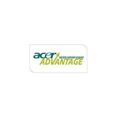 Acer garantie: Iconia Warranty 3 jaar Pick-Up & Return + Accidental Damage Insurance + 3Y International Travel Warranty