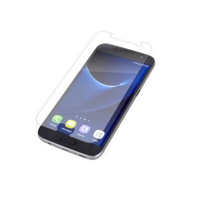 Zagg screen protector: InvisibleShield Original for the Samsung Galaxy S7 - Transparant