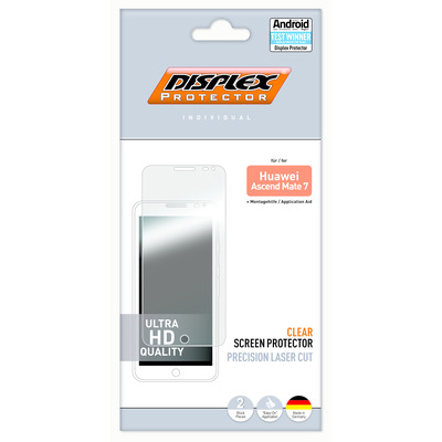 Displex Protector Huawei Ascend Mate 7 Screen protector - Transparant