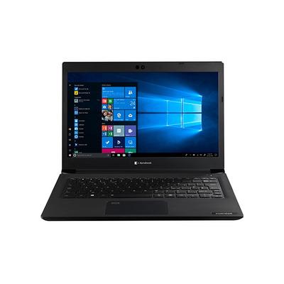 "Toshiba Portégé A30-E-17P 13,3"" i3 4GB RAM 128GB SSD Laptop - Zwart"