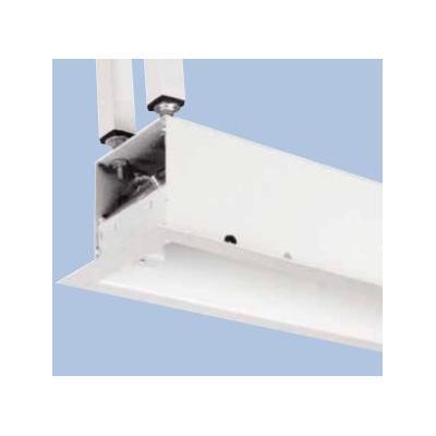 Projecta Screen Case Tensioned Descender (RF) Electrol 240 0 Apparatuurtas - Wit