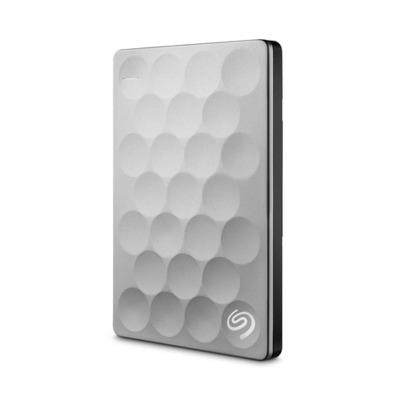 Seagate externe harde schijf: Backup Plus Ultra Slim 1TB - Platina