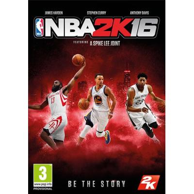 2k game: NBA16 PC