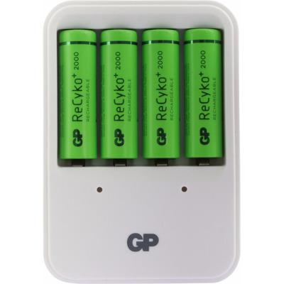 GP Batteries 130420GS200AAHCC4 oplader