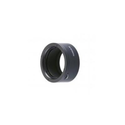 Novoflex lens adapter: Fuji X Pro to Minolta MD/MC adapter - Zwart