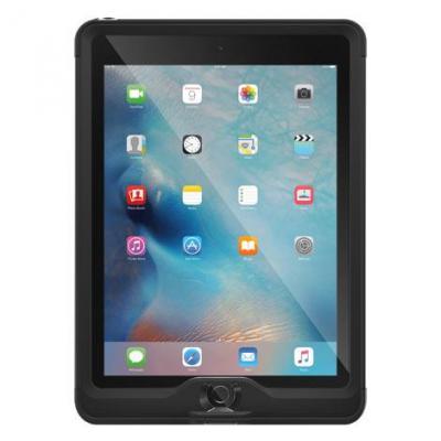 Lifeproof tablet case: 1iPad Pro 9.7'', 185 x 19 x 256 mm, 175 g - Zwart, Transparant