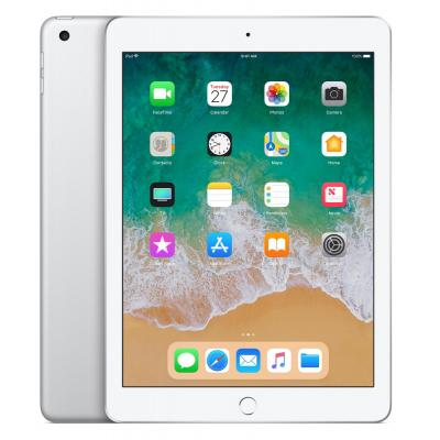 Apple tablet: iPad (2018) WiFi 128GB - Zilver