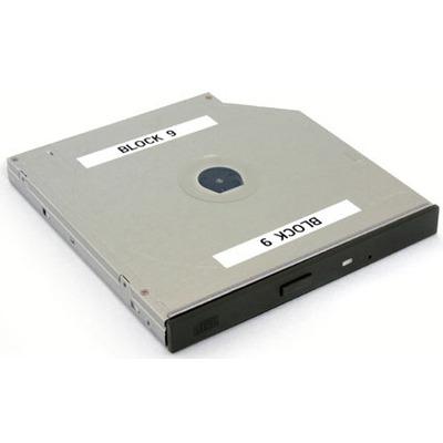 DELL DVD+/-RW 8x voor Laptop E4300, zwart brander