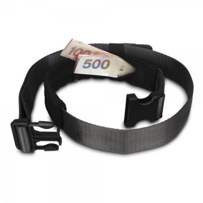 Pacsafe portemonnee: Cashsafe 25 - Zwart